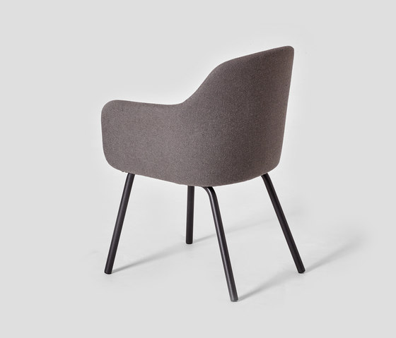 MT Club Chair Steel by VG&P | Chairs