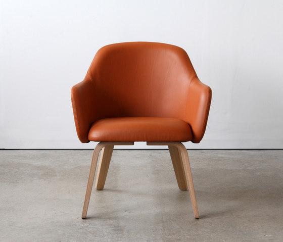 MT Lounge Chair de VG&P | Fauteuils d'attente