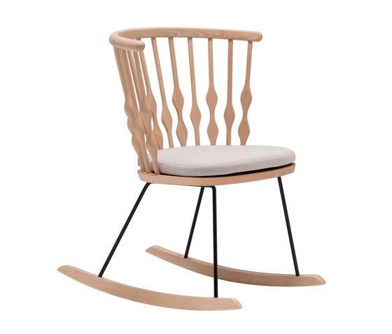 Nub BU 1455 by Andreu World | Chairs
