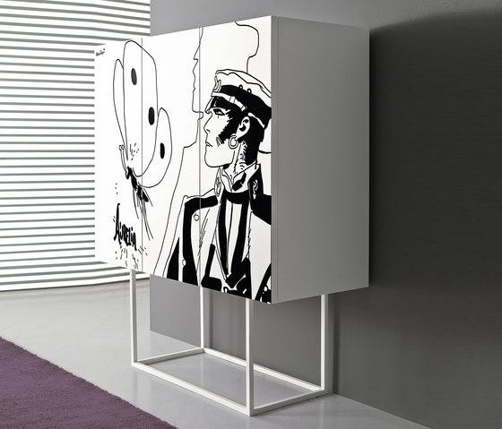 Corto Maltese by Capo d'Opera   Sideboards