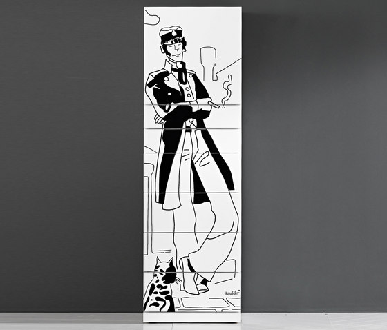 Corto Maltese by Capo d'Opera | Sideboards