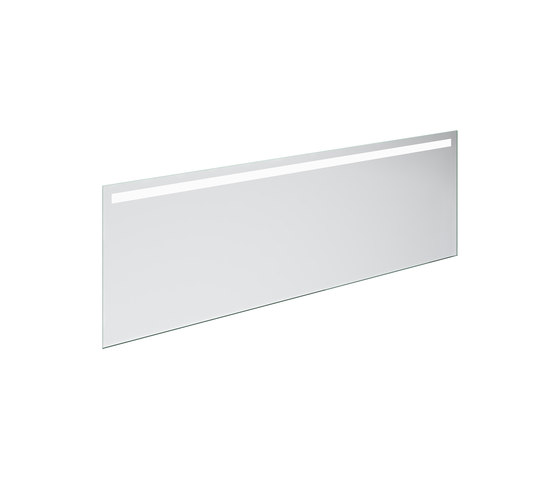 Look at Me mirror with led-lighting CL/08.06.150.01 by Clou | Bath mirrors