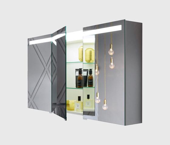Crono | Armoire de toilette de burgbad | Armoires de salle de bains