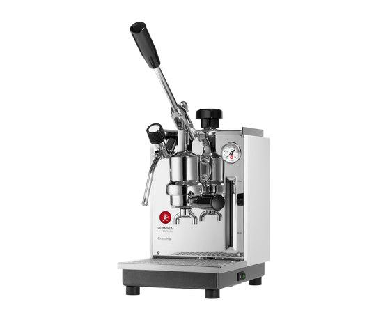 Cremina white by Olympia Express SA | Coffee machines