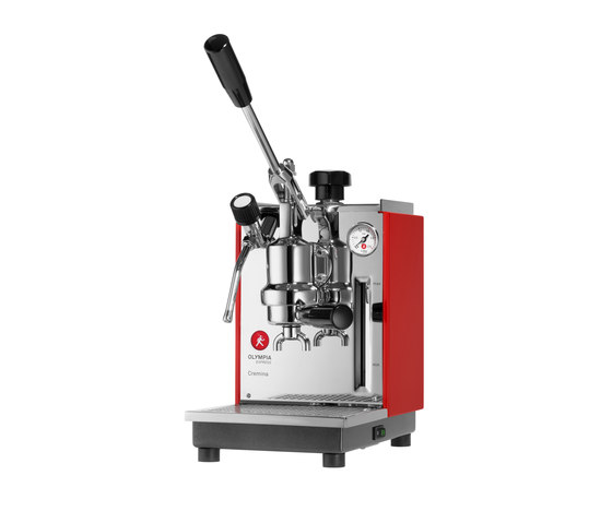 Cremina red by Olympia Express SA | Coffee machines