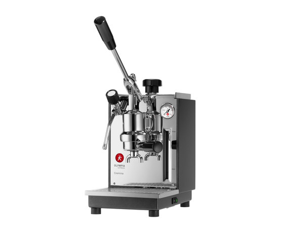 Cremina anthracite by Olympia Express SA | Coffee machines