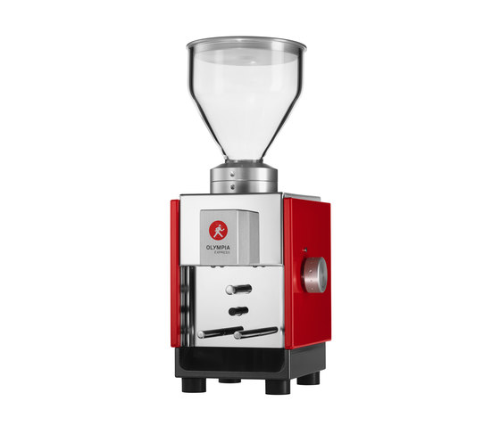 Moca red by Olympia Express SA | Coffee machines