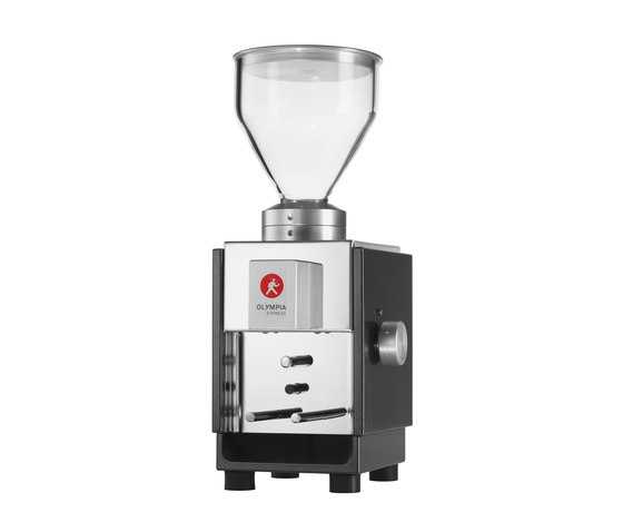 Moca anthracite by Olympia Express SA | Coffee machines