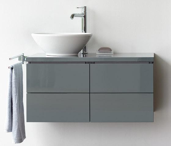 L-Cube - Cabinet base de DURAVIT | Meubles sous-lavabo