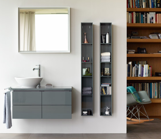 L-Cube - Shelf de DURAVIT | Estanterías de baño