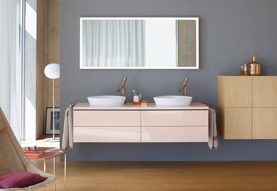 L-Cube - Cabinet base by DURAVIT | Vanity units