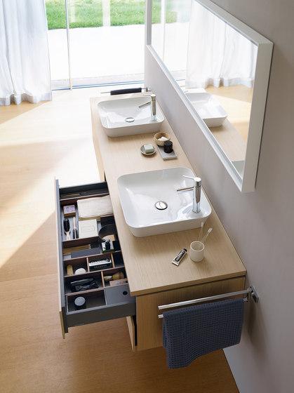 L-Cube - Cabinet base de DURAVIT | Armarios lavabo