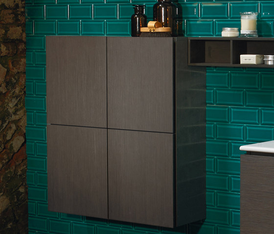 L-Cube - Cabinet by DURAVIT   Wall cabinets