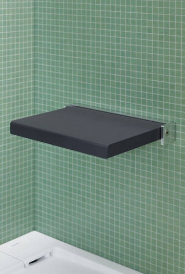 Openspace B - Accesoires by DURAVIT | Shower seats