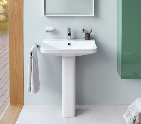 P3 Comforts - Washbasin by DURAVIT | Wash basins