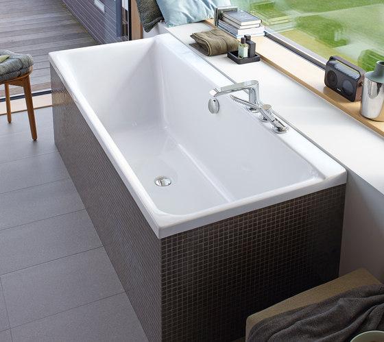P3 Comforts - Bathtub by DURAVIT | Bathtubs