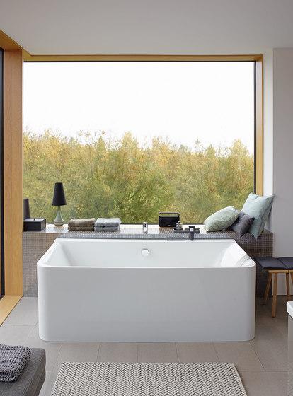 P3 Comforts - Bathtub by DURAVIT | Bathtubs rectangular