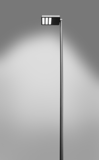 Sostituto Palo by Artemide Architectural | Street lights