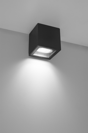 Basolo by Artemide Architectural | Outdoor wall lights
