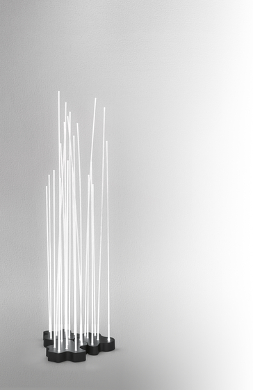 Reeds by Artemide Architectural | Outdoor free-standing lights