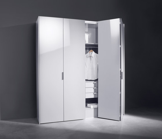 rc40   Folding-Door unit by burgbad   Cabinets