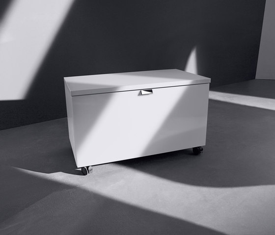 rc40 | Seat-Trolley by burgbad | Bath stools / benches