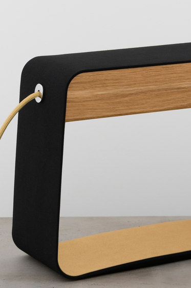 Eau de lumière Table lamp Medium Rectangle by designheure | General lighting