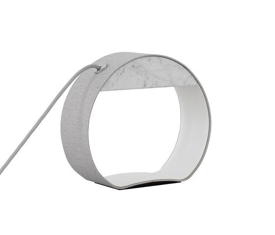 Eau de lumière Table lamp Small Square di designheure | Illuminazione generale