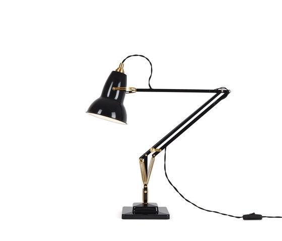 Original 1227™ Brass Desk Lamp de Anglepoise   Lámparas de sobremesa