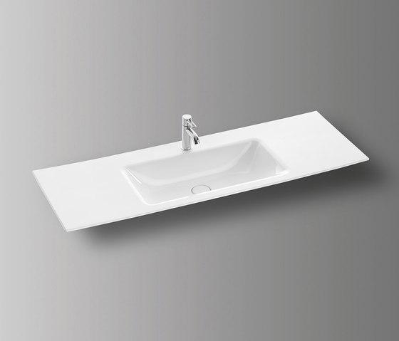 Sys30 | Ceramic washbasin di burgbad | Lavabi