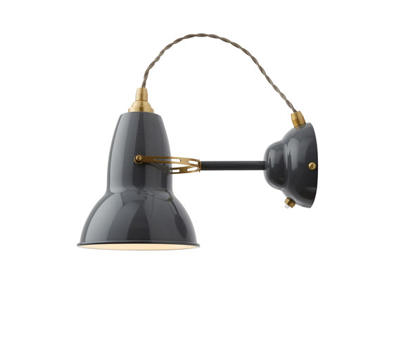 Original 1227™ Brass Wall Light de Anglepoise   Lámparas de pared
