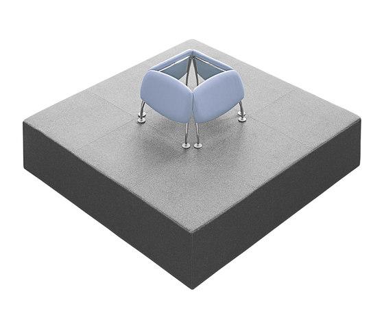 Felber L14 Cube von Dietiker | Sitzinseln