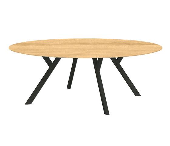 Felber T14 Wood Round von Dietiker | Esstische