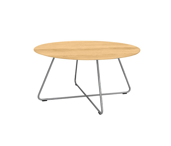 Felber T14 Metal Round Low by Dietiker | Lounge tables