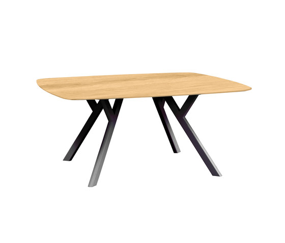 Felber T14 Wood Square Low by Dietiker | Coffee tables