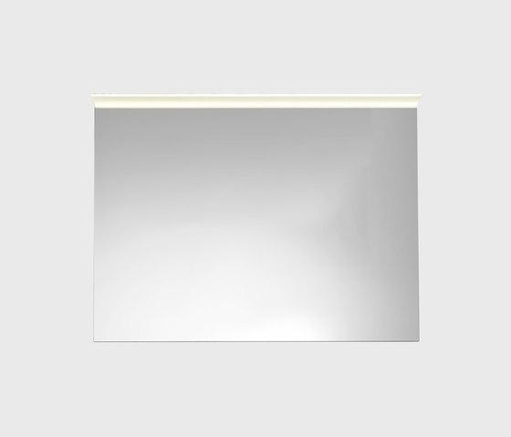 Yso | Illuminated mirror di burgbad | Specchi da bagno