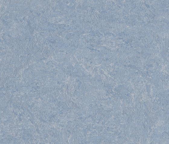 Marmoleum Fresco blue heaven di Forbo Flooring | Pavimentazione linoleum
