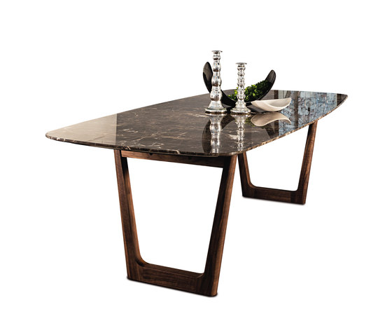 Opera 430 Tavolo di Vibieffe | Tavoli da pranzo