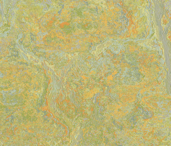 Marmoleum Vivace green melody di Forbo Flooring | Pavimentazione linoleum