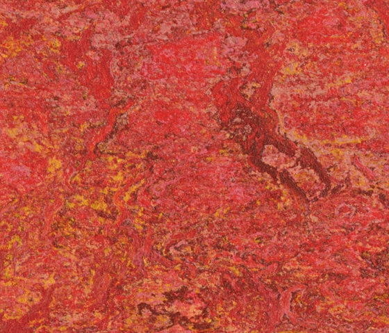 Marmoleum Vivace fiery fantasy di Forbo Flooring   Pavimentazione linoleum
