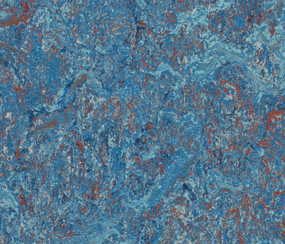 Marmoleum Vivace Chagall´s circus by Forbo Flooring | Linoleum rolls