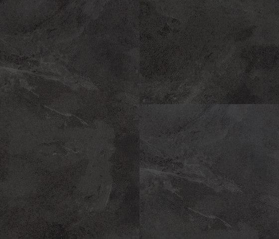 Allura Click black slate di Forbo Flooring   Lastre plastica