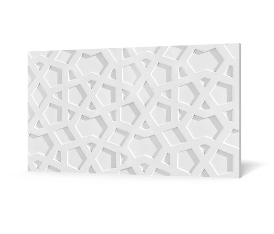 Engraved panels by IVANKA   Concrete panels