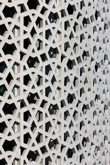 Perforated panels by IVANKA | Concrete panels