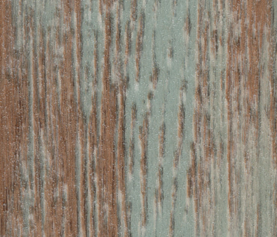 Allura Wood green reclaimed wood by Forbo Flooring | Synthetic panels