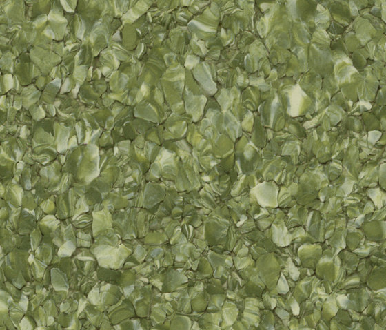 Nordstar Evolve Galaxy jade by Forbo Flooring | Synthetic tiles