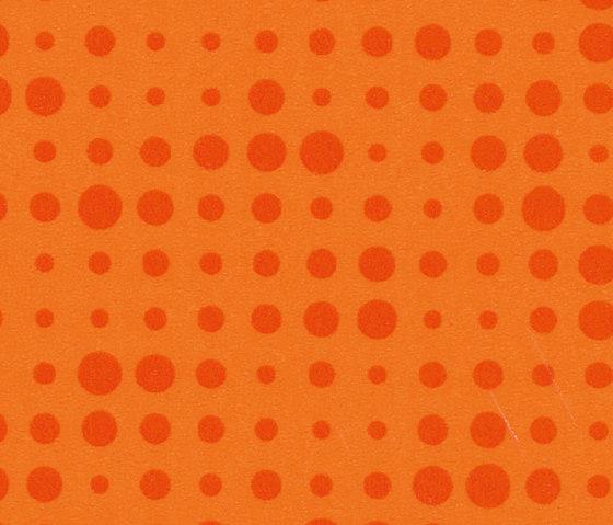 Sarlon Code Zero orange by Forbo Flooring   Synthetic tiles