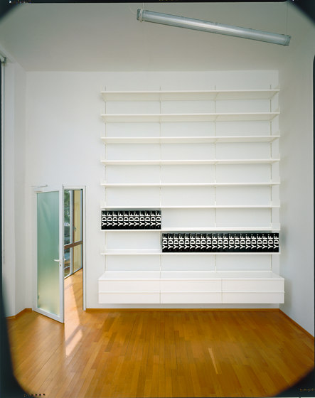 Elle System Office by YDF | Shelving