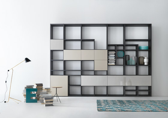 Selecta by LEMA | Wall storage systems