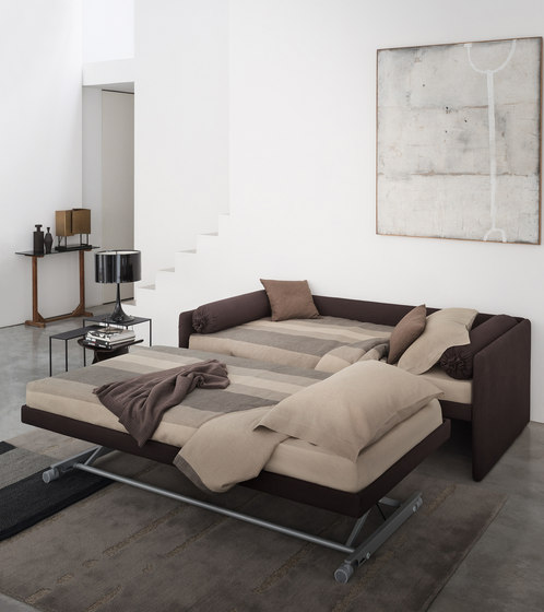 Duetto Bed by Flou | Sofas
